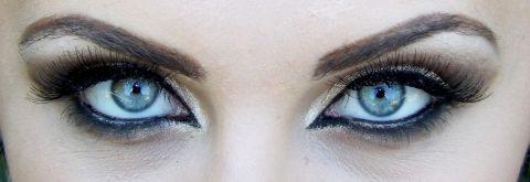 Schöne Augen, das Paket für den perfekten Augenblick